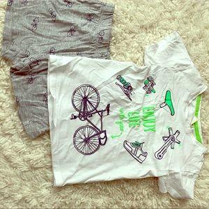 Zara kids fabric shorts
